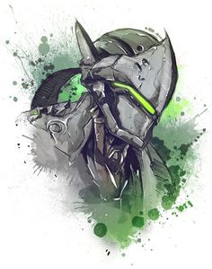 Genji by VVernacatola