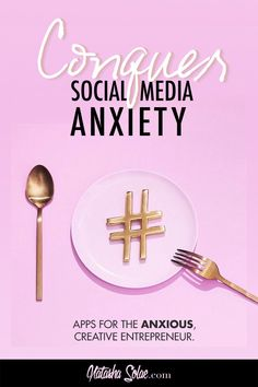 Apps to Help Creative Entrepreneur's Overcome Social Media Anxiety