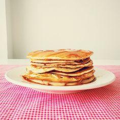 One cup pancakes di Jamie Oliver #cupcake #breakfast #cup #jamieoliver