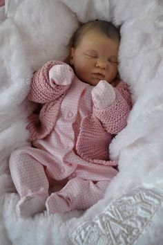 ~*Katescradles*~ BRAND NEW EVANGELINE by LAURA LEE EAGLES Reborn Baby Doll