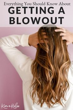 What is a Blowout at a Hair Salon? What to Know Before You Go! #haircare #blowout #brazilianblowout  #drybar