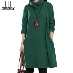 $$$ This is great forMICHLEY 2016 Winter Women Dress Feminina Vestidos Comfort Cotton Full Sleeve Casual Loose For Maternity Plus Size Dress Top262MICHLEY 2016 Winter Women Dress Feminina Vestidos Comfort Cotton Full Sleeve Casual Loose For Maternity Plus Size Dress Top262This Deals...Cleck Hot Deals >>> http://id928546371.cloudns.pointto.us/32573007516.html images