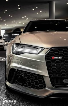 rhubarbes:RS6 by Gency-PhotographieMore cars here.