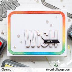 Wish Rainbow Stack –