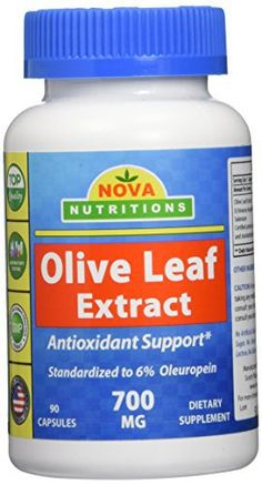Olive leaf extract is a source of phytochemicals (plant-based enzymes), including oleuropein, which is broken down into elenolic acid (in the form of calcium elenolate, a calcium salt). Elenolic acid is believed to have health-benefiting properties.*       Famous Words of... more details at http://supplements.occupationalhealthandsafetyprofessionals.com/herbal-supplements/olive-leaf/product-review-for-nova-nutritions-olive-leaf-extract-700-mg-90-capsules/