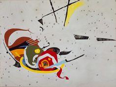 ANDY WARHOL (AMERICAN, 1928–1987) - DO IT YOURSELF (VIOLIN), 1962 Obra de Andy Warhol de 1962 (Private collection © 2015 The Andy Warhol Foundation for the Visual Arts, Inc. / Artists Rights Society (ARS), New York)  Ver más en: http://www.20minutos.es/fotos/artes/grandes-pinturas-inacabadas-11982/?imagen=6#xtor=AD-15&xts=467263  Andy+Warhol+(American,+1928–1987)+-+Do+It+Yourself+(Violin),+1962