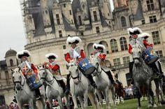 Le garde républicain meilleur ami du cheval - 18/09/2011 - La Nouvelle République Loir-et-Cher