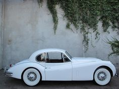 1955 Jaguar XK140 MC Fixed Head Coupe | Beverly Hills Car Club