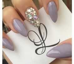 Lavender and Silver #HAWT