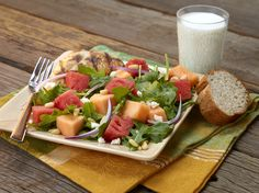 Fruit & Feta Salad
