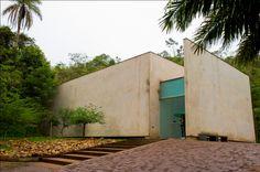 Visita à Inhotim