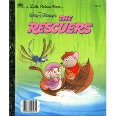 Walt Disney's The Rescuers (Little Golden Book)
