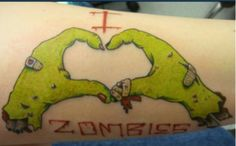 Zombies! this is pretty sweet
