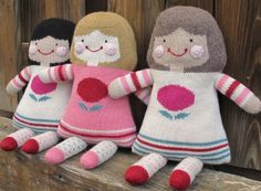 Sophie & Lili Dolls | The Shopping Mama