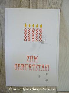 Stempelfix: Fenster zum Glück - Karten ganz in weiß