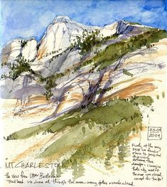 Travel sketches by Cathy (Kate) Johnson on Flickr