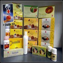 DSP KIT-Ba Only for new registering members.     FB054 - Lingzhi Black Coffee - 3 pc, FB002 - Lingzhi 3in1 coffee - 3 pc, FB068 - DXN Cream Coffee - 3 pc, FB025 - Cocozhi - 1 pc, HF031 - Spirulina tablets 120s - 1 pc, PC006 - Ganozhi tooth paste - 1 pc, PC036 - Ganozhi soap - 2 ks, HF001 - RG 90 - 1 pc, HF003 - GL 90 - 1 pc, FB048 - Reishi Gano Tea - 1 pc, HF024 - Cordyceps capsules 60 - 1 pc, FB034 - Zhi Mocha - 1 pc, HF029 - Lions Mane - 1 pc, PC004 - Ganozhi shampoo - 1 pc, FLDR &BKF