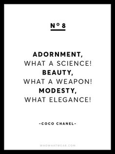 13 Rare Coco Chanel Quotes #inspired