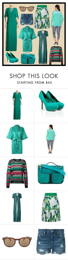 """Fashion Followers"" by cate-jennifer ❤ liked on Polyvore featuring Halston Heritage, Sergio Rossi, OTIS BATTERBEE, Under Armour, Anya Hindmarch, Missoni, Dolce&Gabbana, Spektre and Guild Prime"