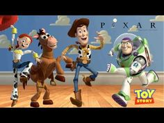 Dance team music-Toy story remix - YouTube