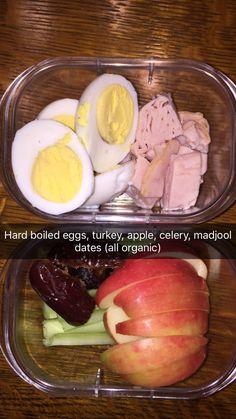 Lunch Meal Prep, Healthy Meal Prep, Healthy Snacks, Healthy Eating, Healthy Recipes, Lunch Snacks, Lunches, Good Food, Yummy Food
