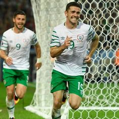 Robbie Brady's sister 'so proud' of big brother after scoring winner vs. Italy