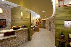 Lighting and dental office design ideas