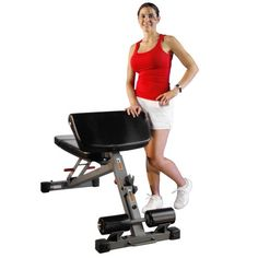 XMark  Ab, Hyperextension and Preacher Curl Weight Bench XM-7631 * Find out more about the great product at the image link.