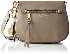 Marc Jacobs Recruit Saddle Bag Mink >>> You can get additional details at the image link. (This is an Amazon affiliate link)