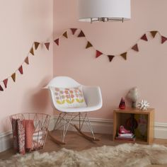 Pink Multi Bunting Flags - make every room festive and fun