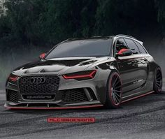 Audi Revoloution, Audi Rs6 | Cars And Motorcycles