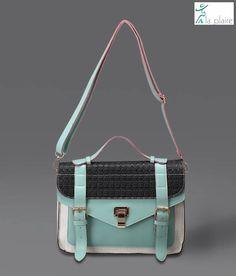 Pastel Green Sling Bag