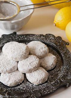 Lemon Snowdrops by salad-in-a-jar