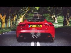 Awesome Jaguar 2017: Jaguar F-Type Coupe: The Best V6 Exhaust Note In History Check more at http://24cars.top/2017/jaguar-2017-jaguar-f-type-coupe-the-best-v6-exhaust-note-in-history-2/