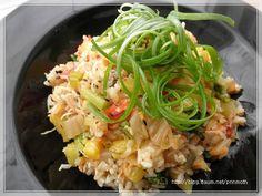 냉장고 자투리 야채로 만든 상큼한 볶음밥~~ – 레시피 | Daum 요리