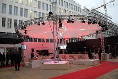 Eröffnungsveranstaltung im Rolls Royce Show Room in der Nymphenburger Straße