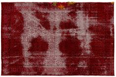 Vintage Mohair Rugs By Golran | Pink and Milk