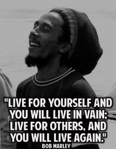 40 Best Bob Marley Quotes Images Bob Marley Quotes Quote Life