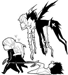 Fan Art of Death Note for fans of Death Note.