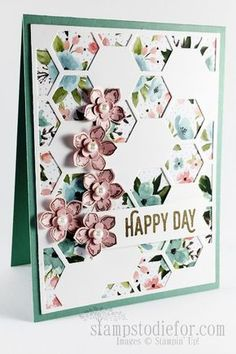Happy Day card by Patsy Waggoner