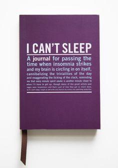 Journal for Insomniacs