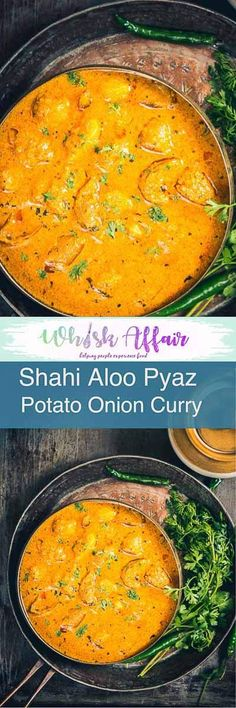 one of the very first accompaniments that i learned making from my mother shahi aloo