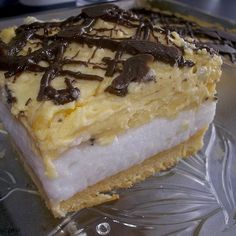 Zrób to smacznie Food Cakes, Cake Recipes, Cheesecake, Food And Drink, Cooking Recipes, Baking, Desserts, Country, Crochet