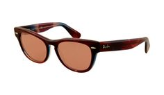 $19.88! #Ray #Ban #Sunglasses Ray Ban RB4169 Sunglasses Striped Havana Frame Crystal Brown