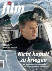 #Magazin #epdFILM 11/2015 E-Paper - die #Zeitschrift für #Film - und #Kino mit #Daniel #Craig #James #Bond