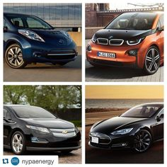 #Repost @nypaenergy It's time for our weekly poll! What's your favorite #electriccar? Comment below with your answer.  #ev #electricvehicle #electric #tesla #teslamodels #bmwi3 #bmw #chevyvolt #chevy #volt #i3 #nissan #nissanleaf #leaf #poll by publicpowerorg