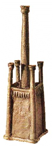 Mod. Bronzo nuraghe quadrilobato - Nuragic civilization - Wikipedia, the free encyclopedia