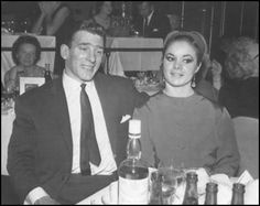 Reggie and Frances Kray at Danny La Rue's club in Mayfair. Gangster S, Old London, True Crime, Crime Of The Century, The Krays, Mobsters, The Good Old Days, Mafia, Google Search