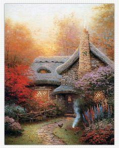 Thomas Kinkade Painting 246.jpg