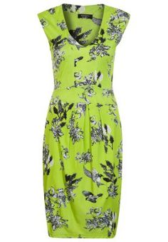 ANNA's dress affair Jersey green dress, don't wait! Buy it!